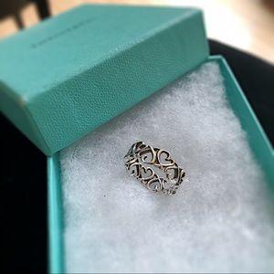 Paloma Picasso Tiffany 'Loving Heart' Ring
